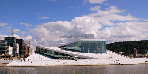 Opera House at Oslo