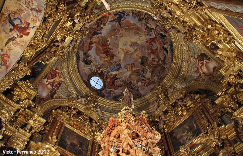 Monasterio de la Cartuja en Granada