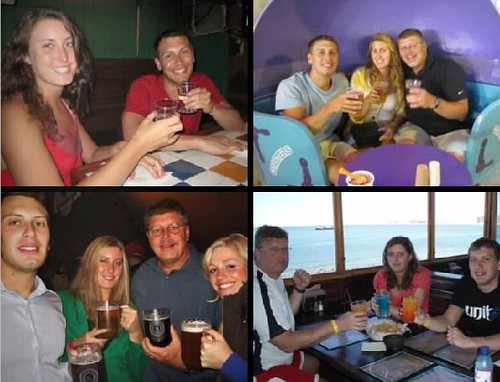 11 types of family photos: the Drink