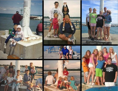 11 types of family photos: the Recreated