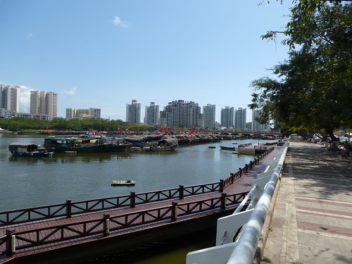 Hainan 13-Sanya-Ville (1)