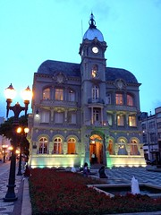 Paço da Libertade, Praça General Marques