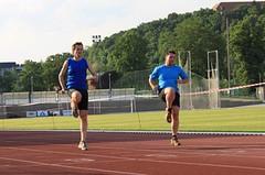 Začíná týden běžeckých tréninků a seminářů