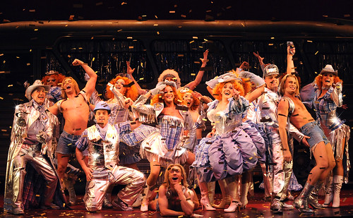 Review – Priscilla Queen of the Desert the musical