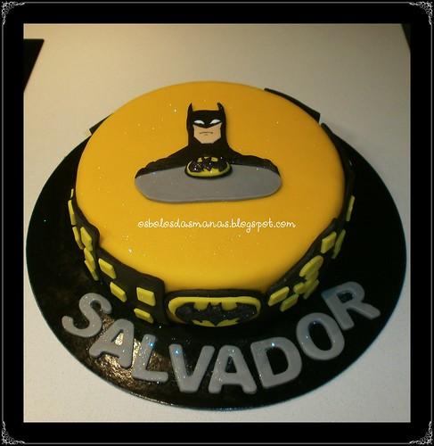 Bolo Batman by Osbolosdasmanas