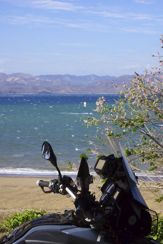 Kiting in Playa Copal, Costa Rica 6
