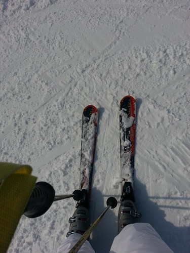 Skiing in Dubuque
