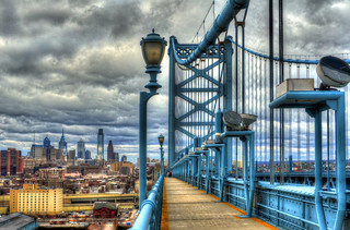 Ben Franklin Bridge 4