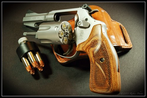 Smith and Wesson Model 60 Pro