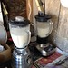 Blending glutinous rice 2