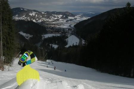 SNOW tour: Racibor - rodinné zázemí, skvělý svah a zvířecí farma