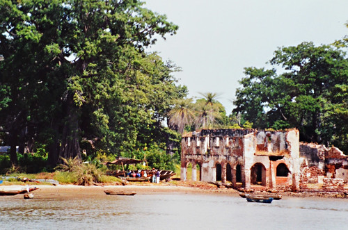On The Gambia River