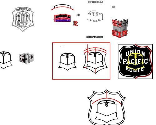 shp logos