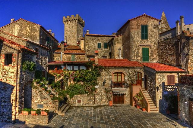 Un angolo di Italia / A piece of Italy