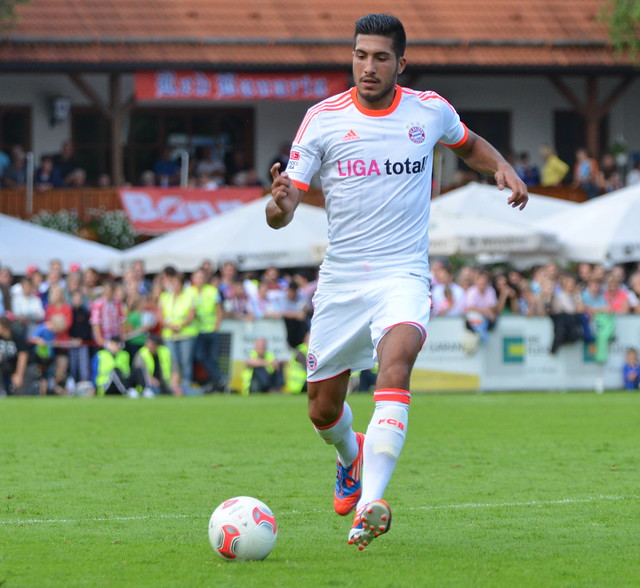 8556424916 bf21d0fb74 z Liverpool Agree £10million Deal With Bayer Leverkusen For Midfielder Emre Can