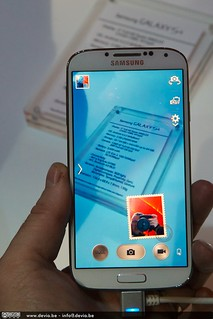 Hands-on with the Galaxy S4