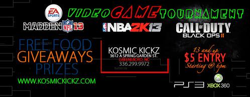 Kosmic Kickz Greensboro, NC