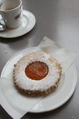 Occhio di Bue at Café Mozart, Roma