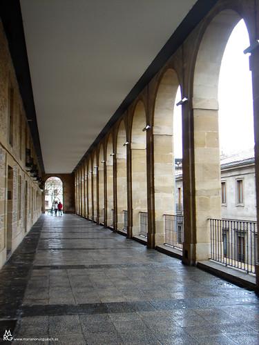 Vitoria-Gasteiz: Arcada