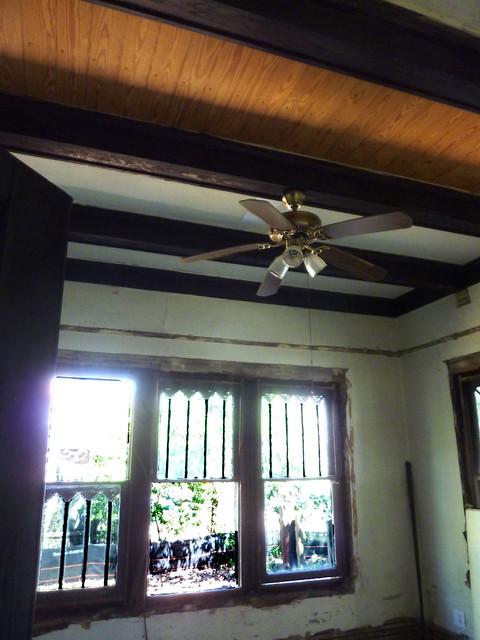 P1170751-2013-03-19--1148-North-Highland -VaHi-Teardown-before-North-Unit-B-parlor-ceiling-beams-north-triple-window