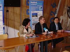 Presentació II Festival del Mar-I Fira Nàutica del Port de Badalona. Crèdit foto: Marina Badalona.