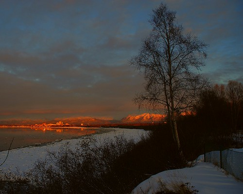 sunset alaska anchorage saariysqualitypictures outstandingromanianphotographers