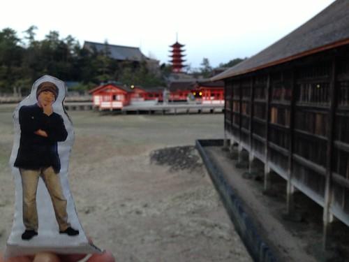 厳島神社 寝殿