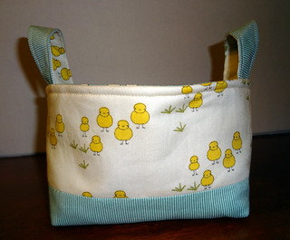 Little Chick Basket