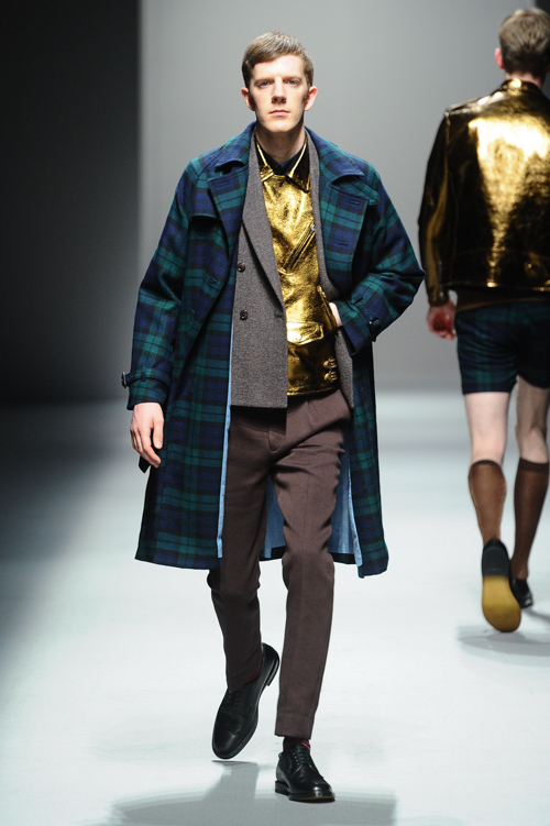 FW13 Tokyo MR.GENTLEMAN059_Cameron @ EXILES(Fashion Press)
