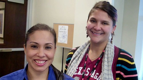 Rosalva Sanchez—PSS I at Towncenter, and Jennifer Gratiot—PSS I at PCP Pediatrics