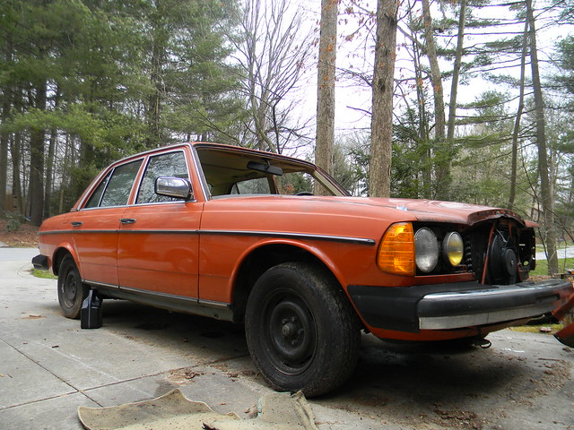 Parting Out 1982 300d Turbo Peachparts Mercedes Shopforum