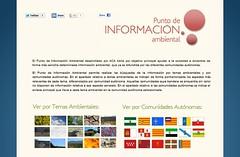 Web Punto de Información Ambiental
