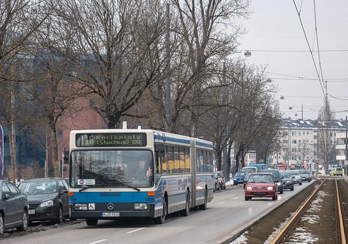 5815 erreicht die Kriemhildenstraße