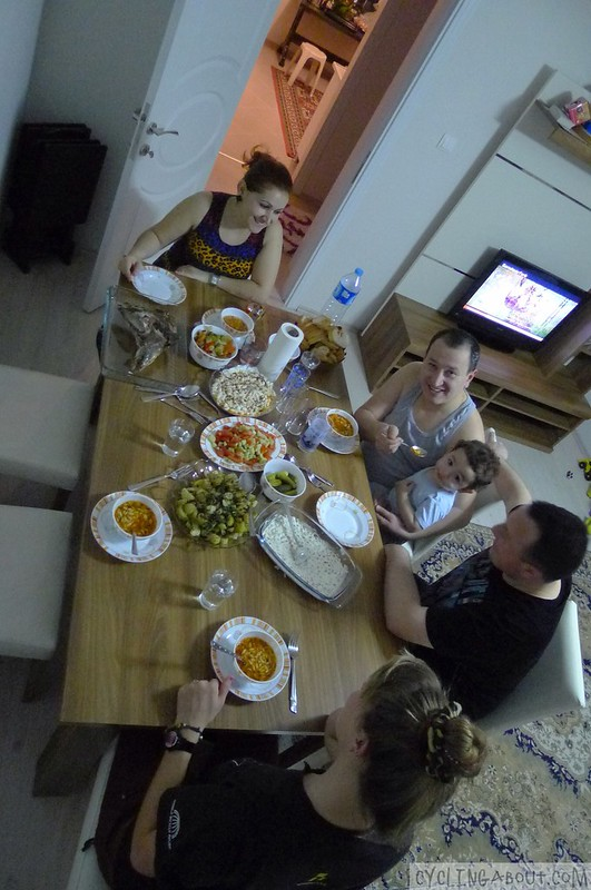 CouchSurfing in Turkey