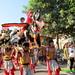 Cultural parade by Toraja Bali
