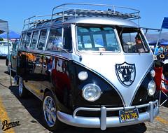 Raider Nation VW Bus