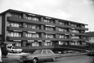 Diplomat Apartments, 1976