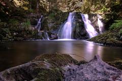 Wasserfall Rötenbachschlucht 2/2