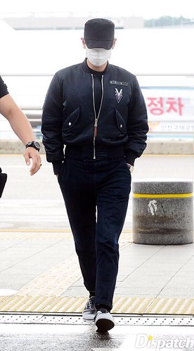 Big Bang - Incheon Airport - 26jun2015 - Dispatch - 11