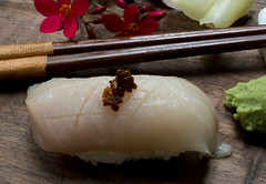 E is for Escolar Nigiri