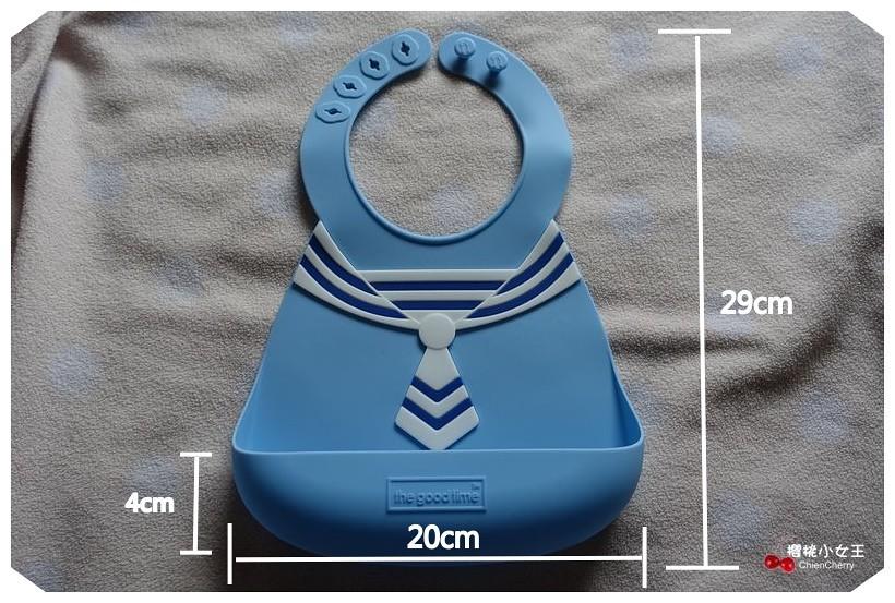 英國 The Good Time英倫晚宴 立體矽膠俏圍兜 圍兜推薦 矽膠圍兜 防水圍兜 嬰兒圍兜 寶寶圍兜