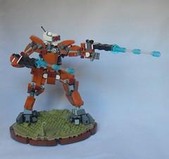 Tau XV71 battlesuit