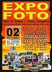 Muestra del Taller de Estética y Técnica Fotográfica