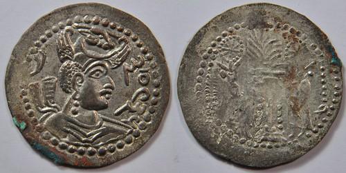Monnaies des Huns Hephtalites 8354127794_089f761a16