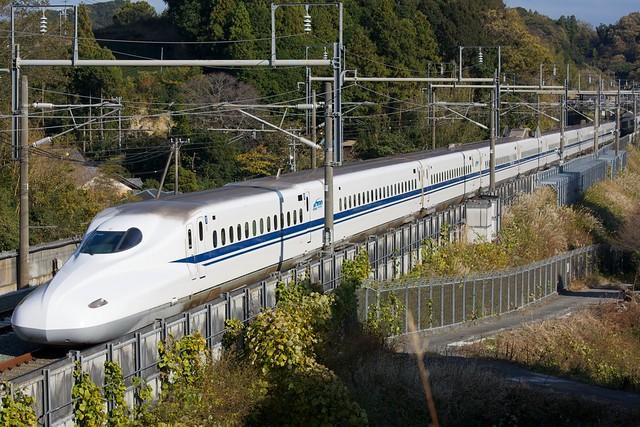 N700 Series Shinkansen 'Z43'