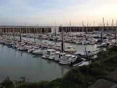 Port du Hérel de Granville
