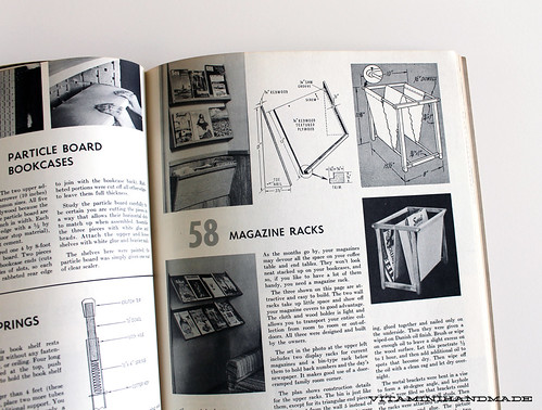 Furniture you can build. Sunset 1962