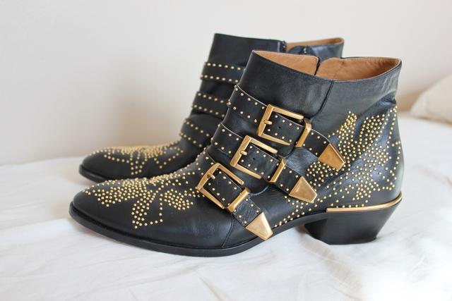 chloe susanna boots mademoiselle a minimalist fashion blog. Black Bedroom Furniture Sets. Home Design Ideas