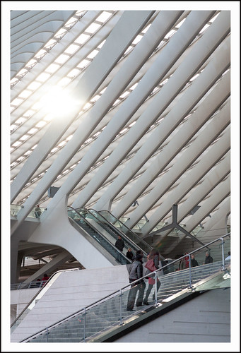 station guillemins (20) by hans van egdom