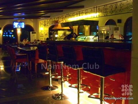 Citrus Restaurant as Bar